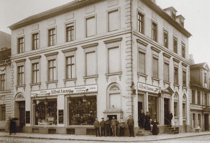 Unternehmen_Lichthaus_Ammon_Historie